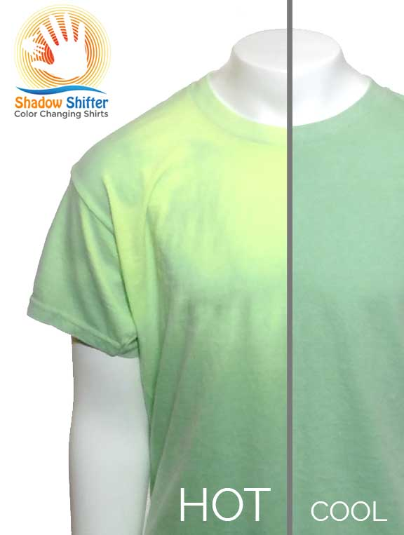 Shadow Shifter Color Changing Shirts